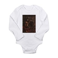 La Belle Dame Sans Merci Long Sleeve Infant Bodysu