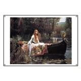 Lady of Shalott Banner