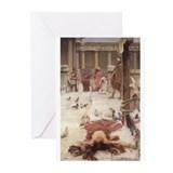 Saint Eulalia Greeting Cards (Pk of 20)