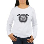 Purim Shpielers & Squealers Women's Long Sleeve T-