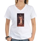 The Lady of Shalott Looking a Shirt