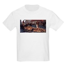 Ulysses and the Sirens T-Shirt