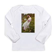 Windflowers Long Sleeve Infant T-Shirt