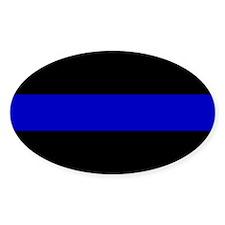 The Thin Blue Line Bumper Stickers