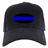 The Thin Blue Line Baseball Cap