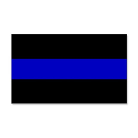 Blue Gifts > The Thin Blue Line 22x14 Wall Peel