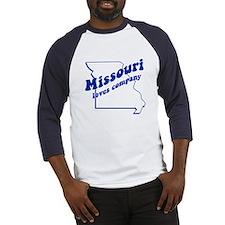 Vintage Missouri Baseball Jersey