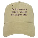 Psycho Journey of Life Baseball Cap
