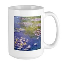 Nympheas at Giverny Mug