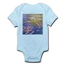 Nympheas at Giverny Infant Bodysuit