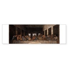 Last Supper Bumper Sticker