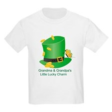 St. Patricks Day Little Lucky T-Shirt