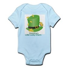 St. Patricks Day Lucky Charm/ Infant Bodysuit