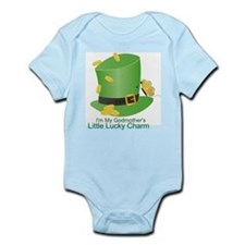 St. Patricks Day Lucky Charm/ Onesie