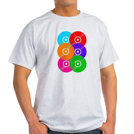 Record Colors Light T-Shirt