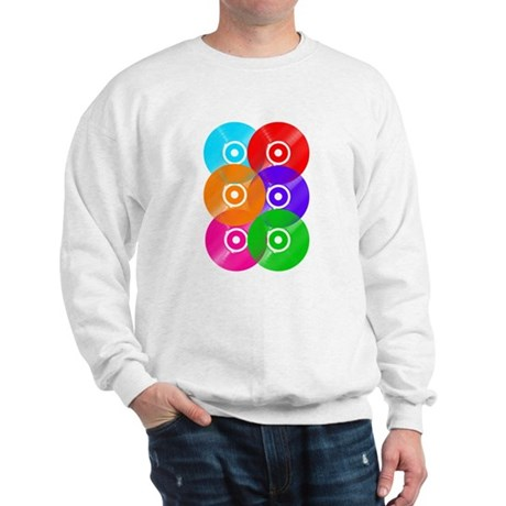 Record Colors Sweatshirt