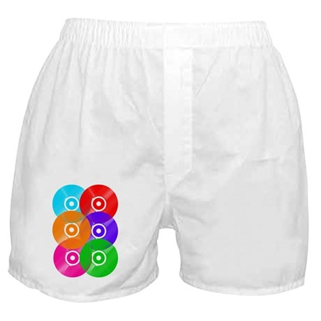 Record Colors Boxer Shorts