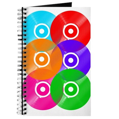Record Colors Journal
