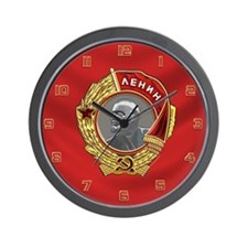Order of Lenin Wall Clock