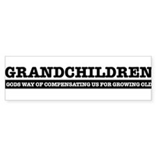Grandchildren Bumper Sticker