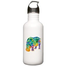 Best HIPPO in Many Colors Water Bottle