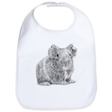 Guinea Pig/Cavy Illustration Bib