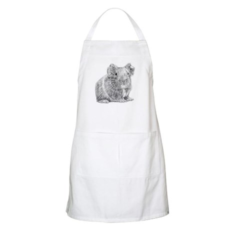 Guinea Pig/Cavy Illustration Apron