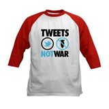 Tweets Not War Tee