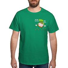 leprechaun needs hug T-Shirt