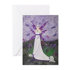 Unique Lilly Greeting Cards (Pk of 10)