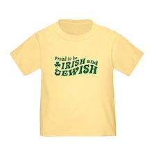 Irish and Jewish T