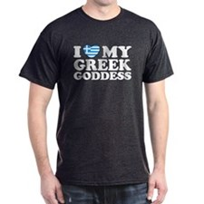 I love My Greek Goddess T-Shirt