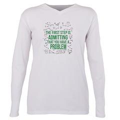 Sheldon's # 73 White T-Shirt