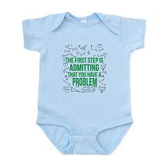 Sheldon's # 73 Organic Baby Bodysuit