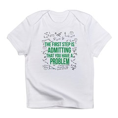Sheldon's # 73 Long Sleeve Infant T-Shirt