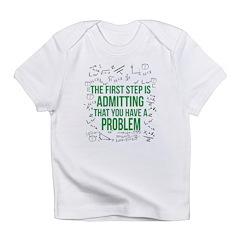 Sheldon's # 73 Long Sleeve Infant T-Shirt