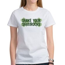 Shake Your Shamrocks Tee