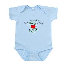 Valentines-Patricks Day Infant Bodysuit