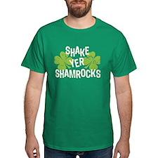 Shake Yer Shamrocks T-Shirt