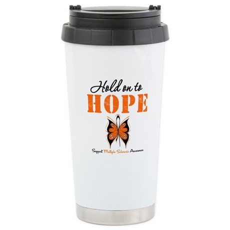 Multiple Sclerosis Hope Ceramic Travel Mug