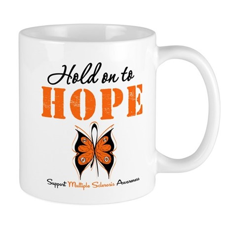 Multiple Sclerosis Hope Mug