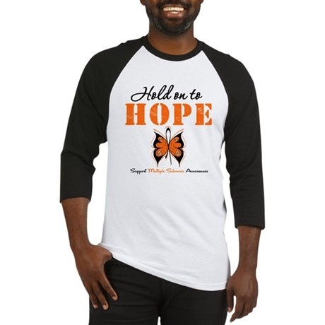 Multiple Sclerosis Hope Baseball Jersey