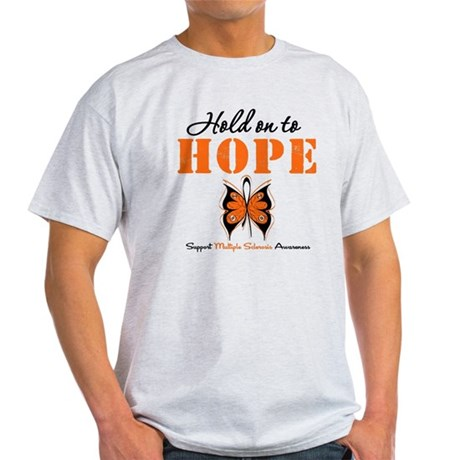 Multiple Sclerosis Hope Light T-Shirt