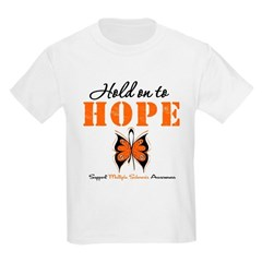 Multiple Sclerosis Hope Kids Light T-Shirt