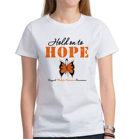 Multiple Sclerosis Hope Women's T-Shirt