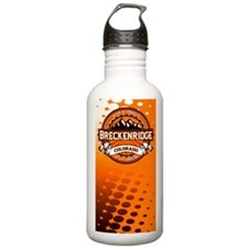Breckenridge Tangerine Water Bottle