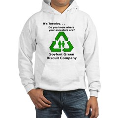 Soylent Tuesday Hooded Sweatshirt