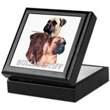 Bullmastiff 1 Keepsake Box