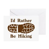 """Hiking"" Greeting Cards (Pk of 10)"
