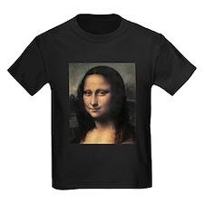Mona Lisa (detail) T